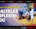 Türkiye Gençler Judo Şampiyonası'da Madalyalar Sahiplerini Buldu