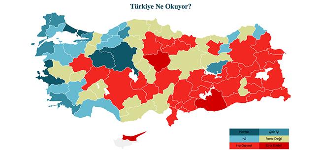 turkiyede en cok kitap okuyan iller arasinda denizlide var 1 - Türkiye'de En Çok Kitap Okuyan 25 İl Sıralamasına Denizli de Girdi