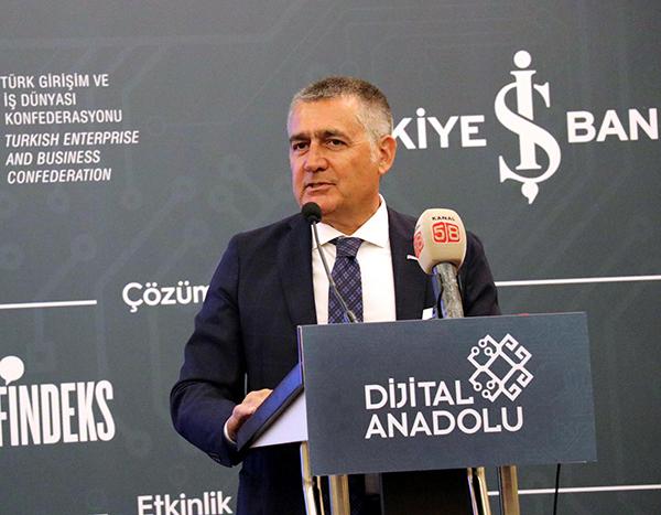 turkonfed baskani turhan teknolojiyi tuketen degil ureten ulke olmaliyiz 4947 dhaphoto2 - TÜRKONFED Başkanı Turhan: Teknolojiyi tüketen değil üreten ülke olmalıyız