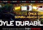 Yenişafak Mahallesi'nde Kaza: 2 Yaralı