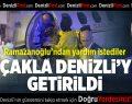 Umre'de rahatsızlandı uçakla Denizli'ye getirildi