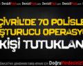 Çivril'de Uyuşturucu Operasyonu