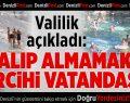 Valilik açıklama yaptı: Pamukkale Suriyeliler'e bedava değil