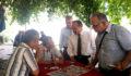 Vatan Partisi Milletvekili Adayları Buldan ve Beyağaç'ta Halkla Buluştu