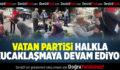 Vatan Partisi İlçe Gezilerine Devam ediyor
