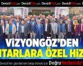 Vizyongöz'den Muhtarlara Özel Hizmet