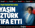 İYİ Parti Denizli'de İstifa Şoku!