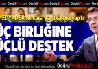 YENİMEDYADER Ankara'ya Çıkarma Yaptı