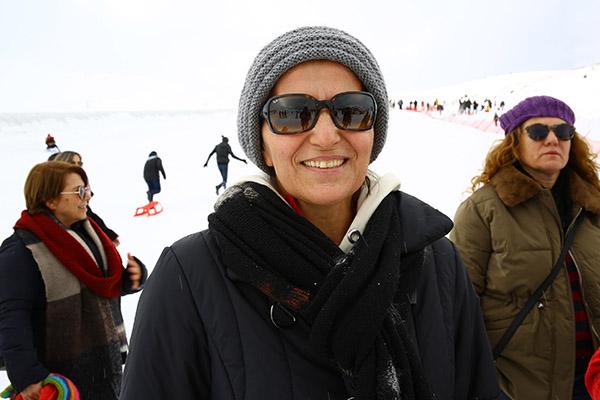 yeter vardar - Kış turizminin parlayan yıldızı: Denizli Kayak Merkezi'ne Ziyaretçi Akını