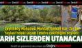 Zeytinköy Mahallesi Muhtarı Serkan Kar:Tarih sizlerden utanacak