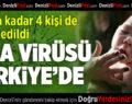 Zika Virüsü Türkiye'de